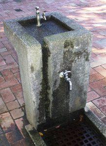 水道の不具合の参考写真